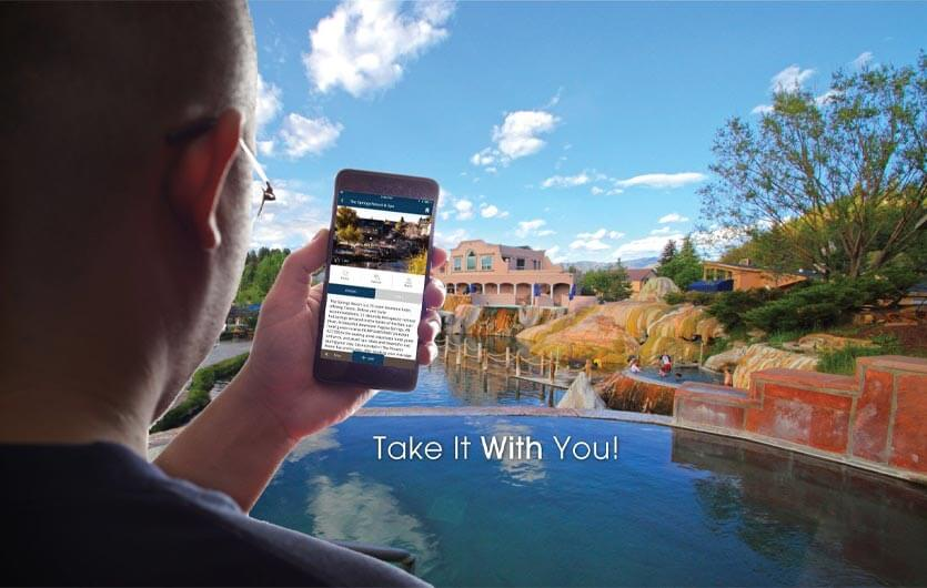 Download the Visit Pagosa Springs Travel Planner app today!