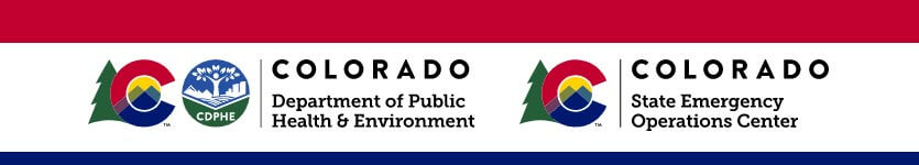 CDPHE and State of Colorado Governor's OFfice