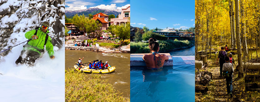 Find Things To Do Year-Round in Pagosa Springs