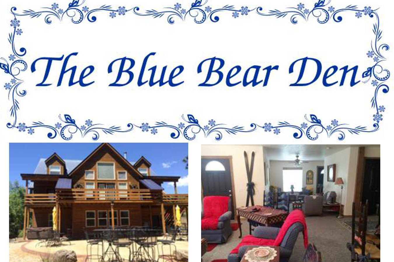 The Blue Bear Den