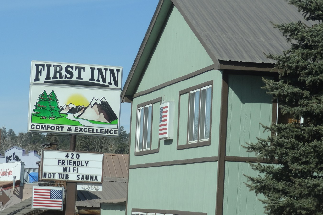 First Inn of Pagosa Springs