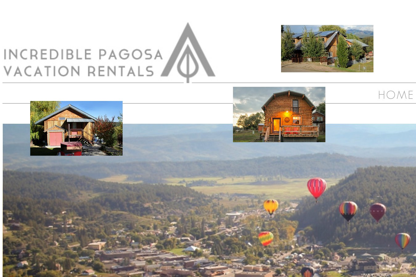 Incredible Pagosa Vacation Rentals