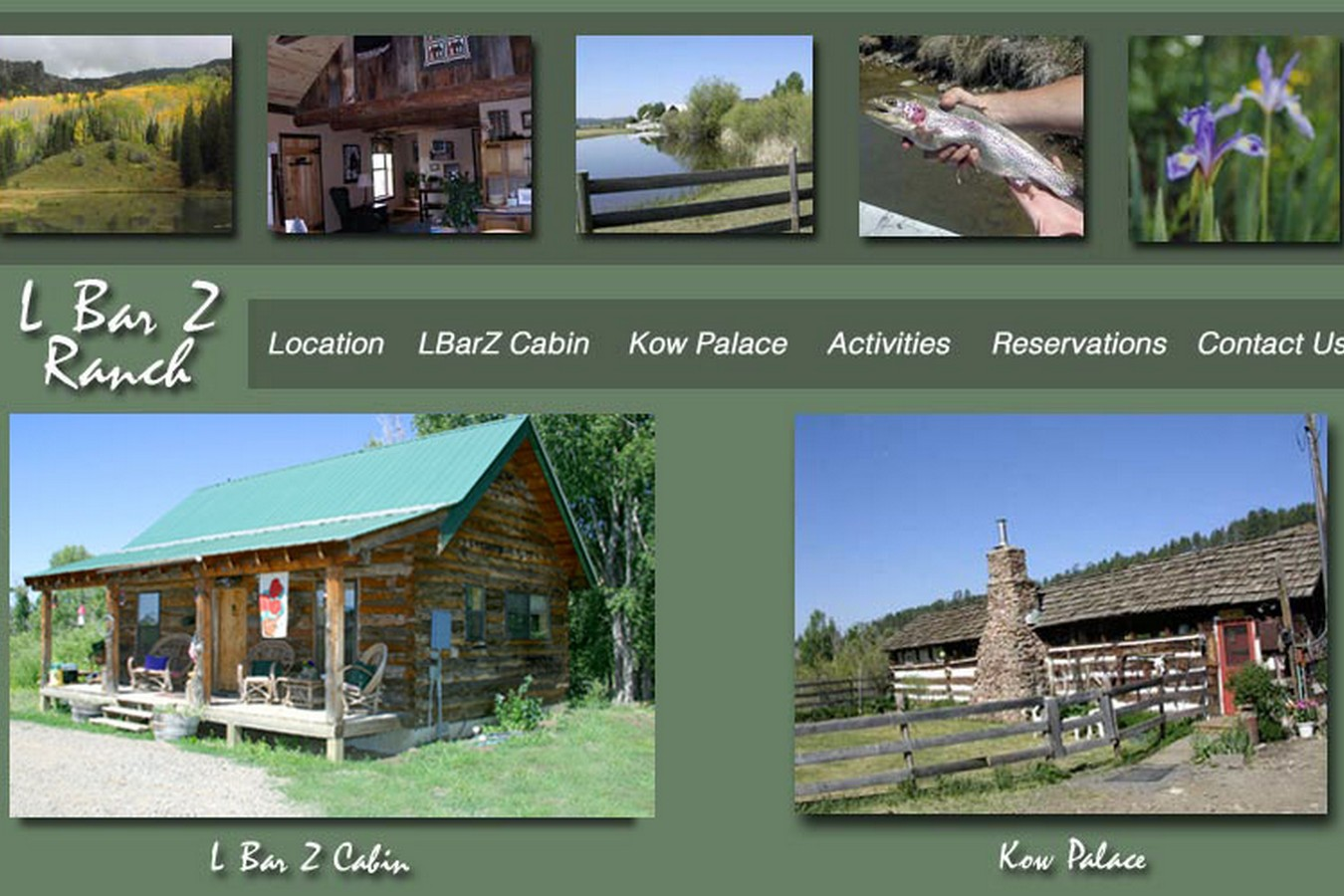 L Bar Z Ranch Cabins