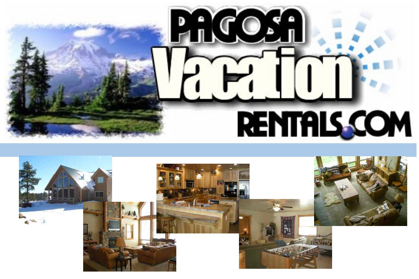 Pagosa Vacation Rentals.com