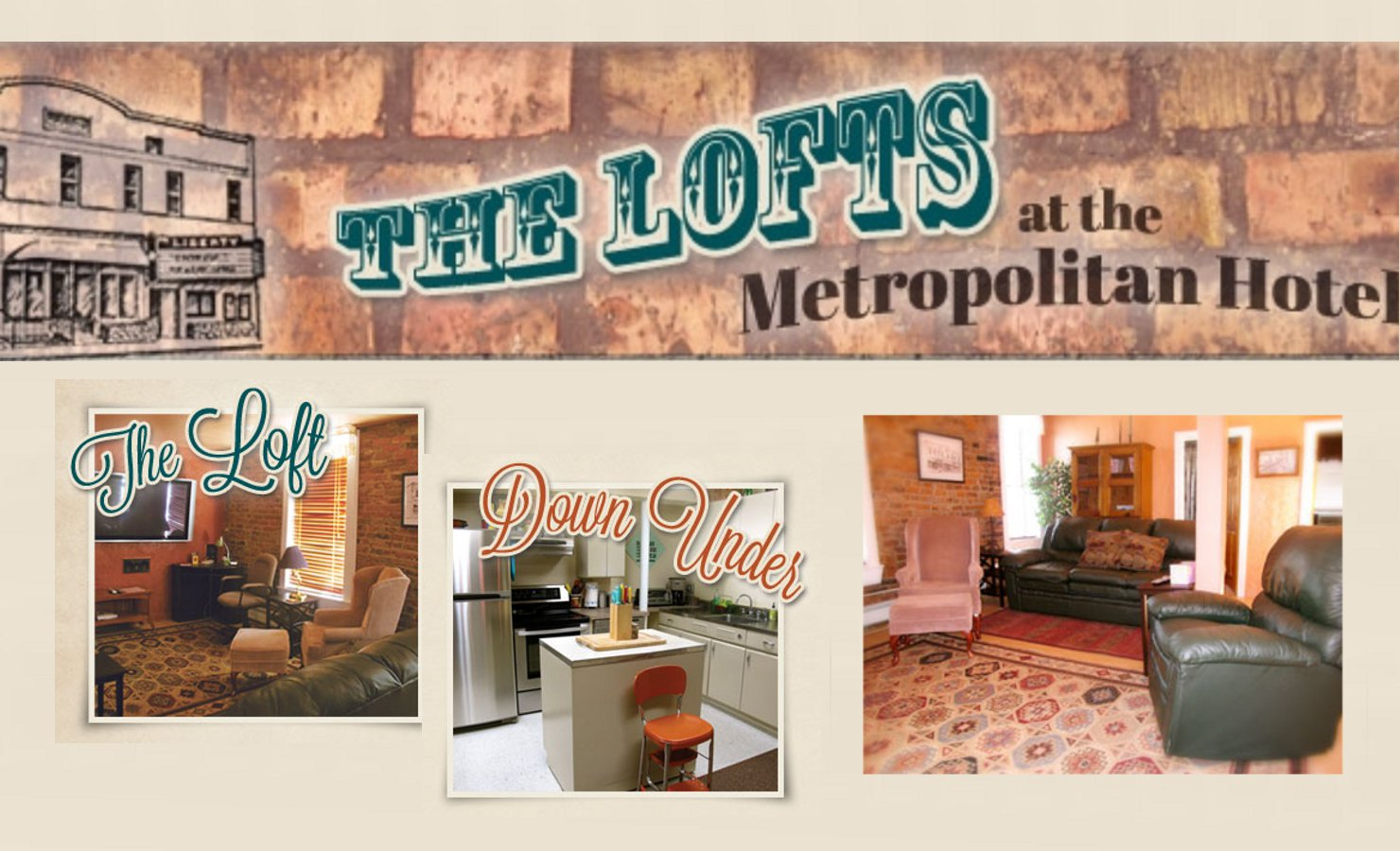 The Loft at the Metro