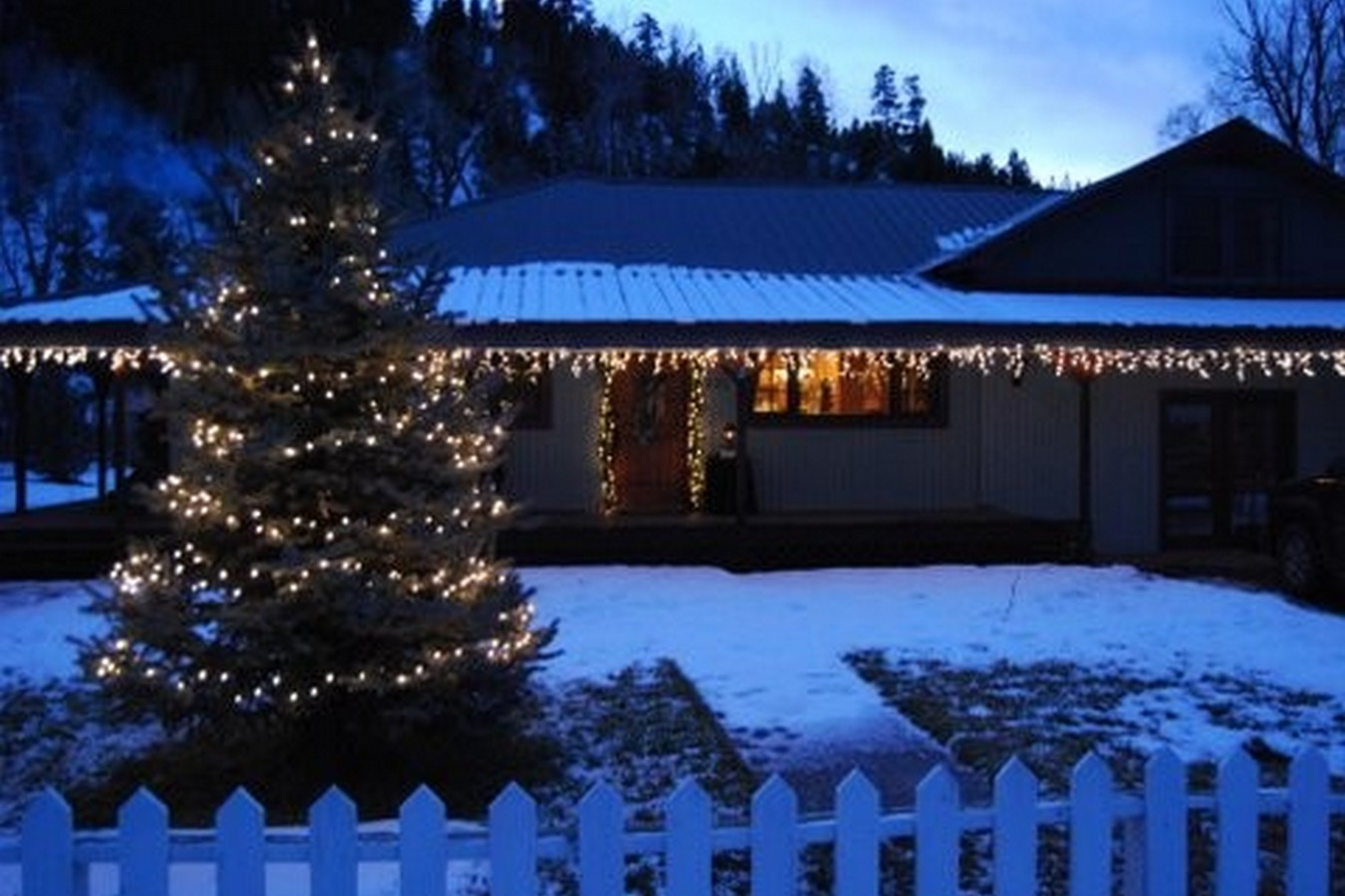 Pagosa River House
