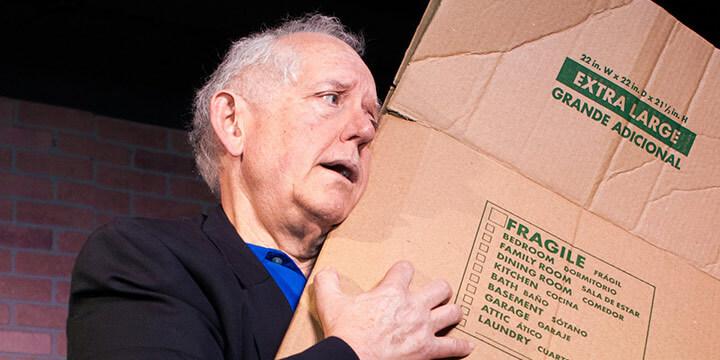 box. by Dennis Elkins
