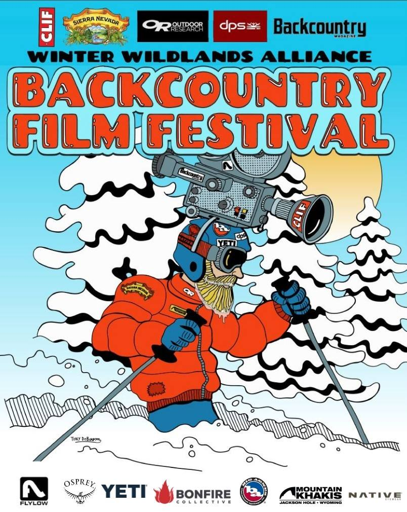 Backcountry Film Festival Poster