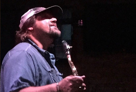 Listen to the smooth saxophone sounds of Bob Hemenger