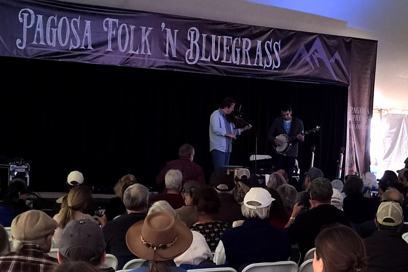 Pagosa Folk 'N Bluegrass Festival presented by Folkwest