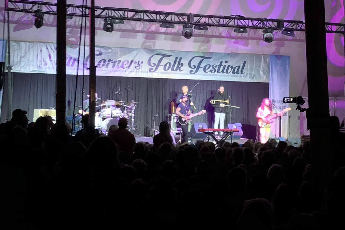 Four Corners Folk Festival