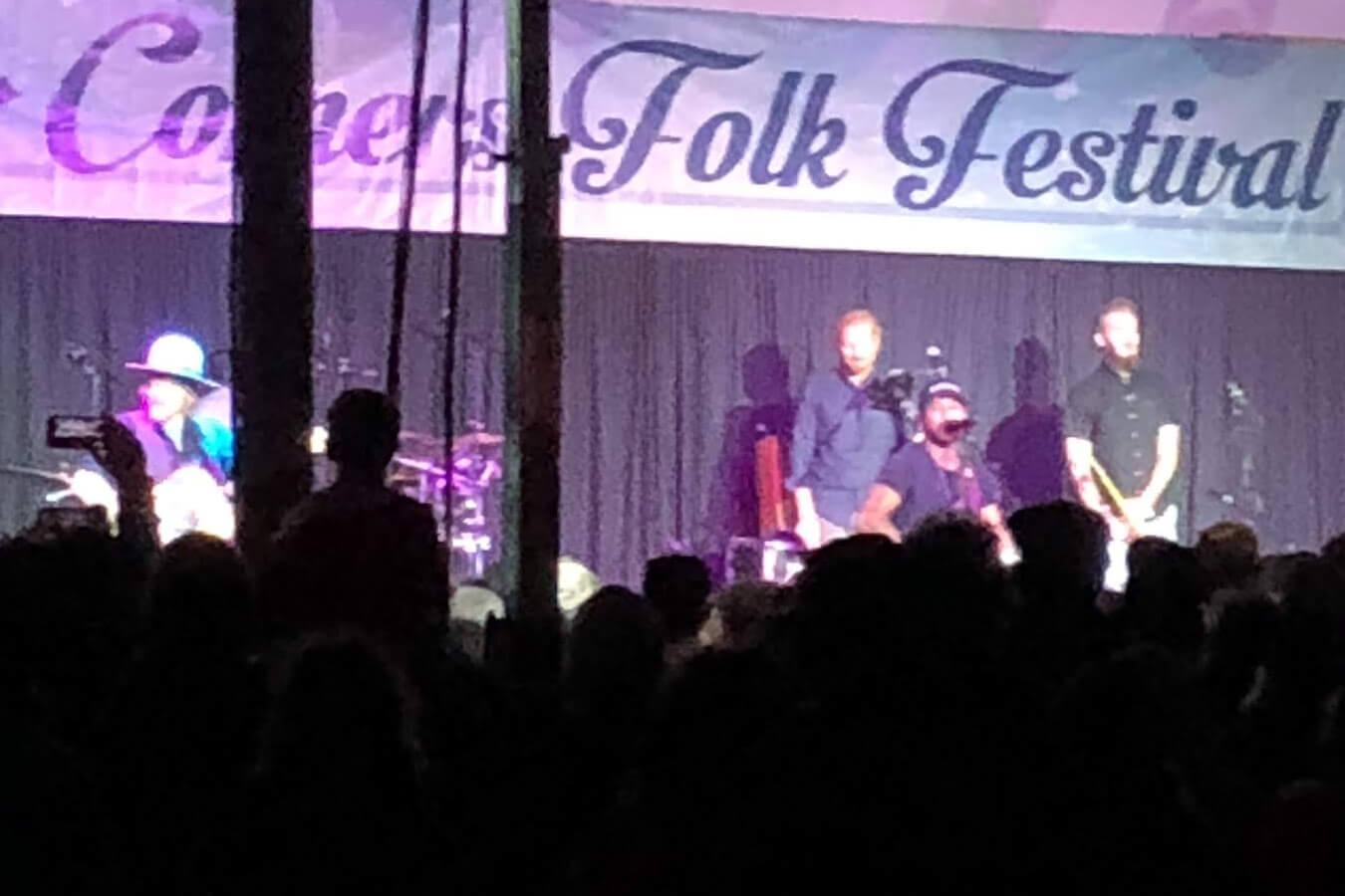 Four Corners Folk Festival