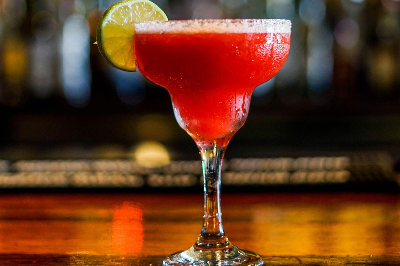 Margarita Monday at Motel SOCO's El Camino Lounge