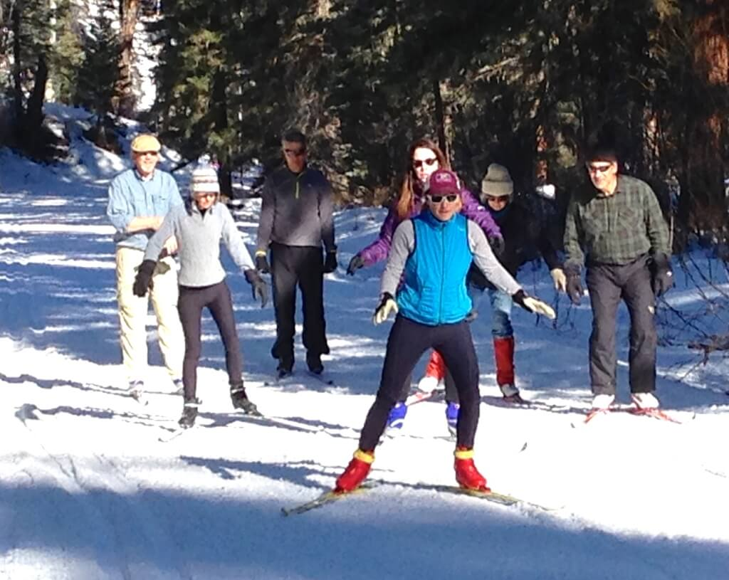 Learn to Cross Country Ski this weekend