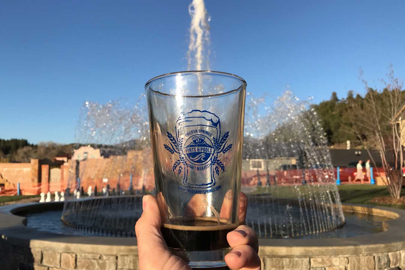 Pints and Pools Craft Beer and Hot Springs in Pagosa Springs